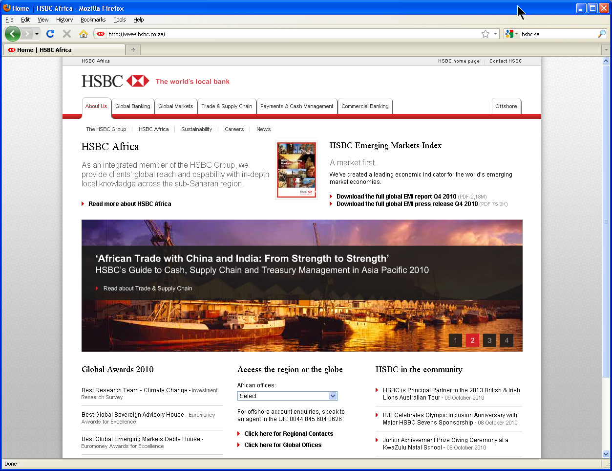 hofstede hsbc Can you add some personal examples on the attached and reflect/comment on corporate culture profile of hsbc by trompenaar& hampden corporate culture style and.